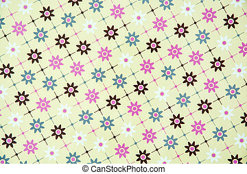 Abstract pattern - Funny abstract pattern. Beauty theme.