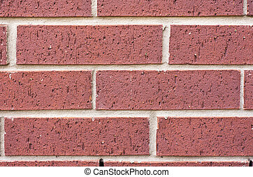 Grungy Red Brick Wall Texture