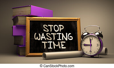 Wasting time Stock Illustrations. 765 Wasting time clip ...