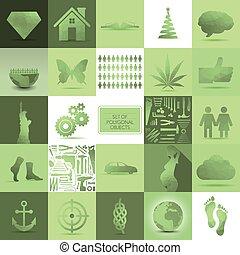 polygonal objects
