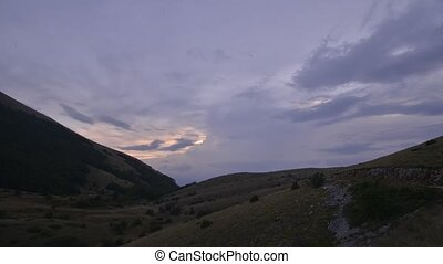 National park Galicica, Macedonia - Picture of a National...