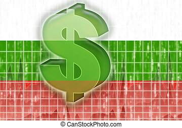 Bulgaria flag finance economy - Flag of Bulgaria, national...