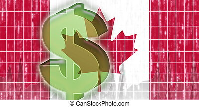 Flag of Canada finance economy - Flag of Canada, national...