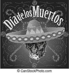 Dia de los Muertos - Dia de los muertos - Day of the Dead...