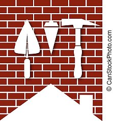 House construction symbol
