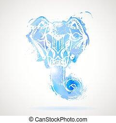 Head Ganesha