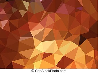 Abstract background Sunlight. Abstract background. Vector art -