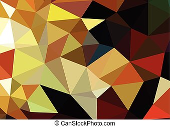 Abstract background Sunlight. Abstract background. Vector art