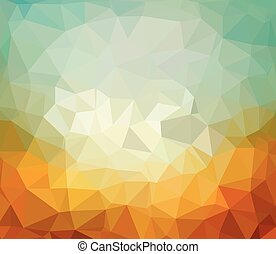 retro background Abstract vector