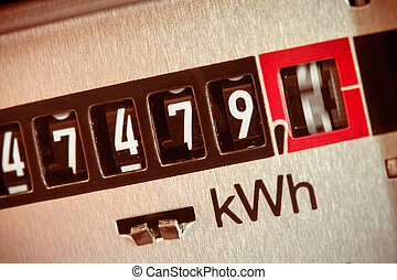 electric meter measures - an electricity meter measures the...