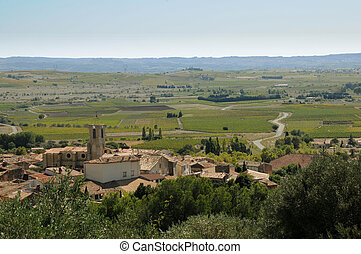 村莊, 南方, 法國