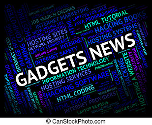 Gadgets News Shows Mod Con And Apparatus - Gadgets News...