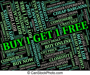 Buy One Represents Closeout Discount And Save - Buy One...