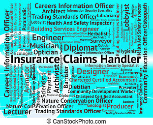 Insurance Claims Handler Means Contracts Contract And...