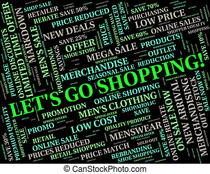 inköp, medel, försäljningarna,  lets, Gå, berätta, uppköp