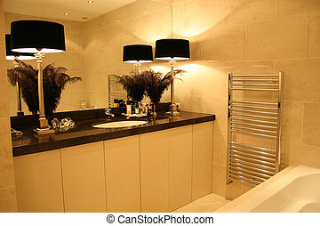 luxerious bathroom - Beautifully designed luxury bathroom