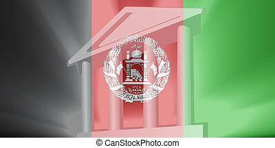 Flag of Afghanistan government - Flag of Afghanistan,...