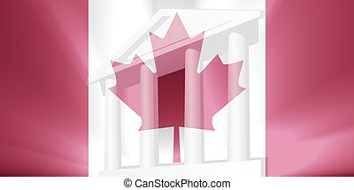Flag of Canada government - Flag of Canada, national country...