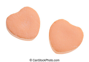 Valentine\'s Day Candy Hearts