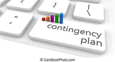 Contingency Plan as a Fast and Easy Website Concept