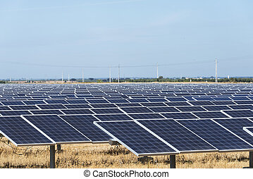 solar panels in portugal