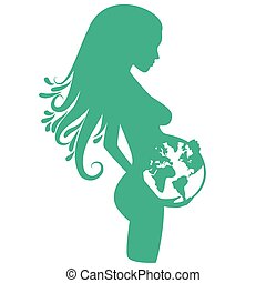 earth pregnancy