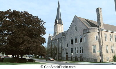 Central Presbyterian Church - Cambridge, Ontario, Canada