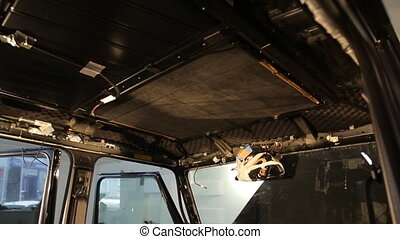 Sound-insulated car soundproofing - Sound-insulated car...