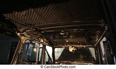 Sound insulated car insulation - Sound-insulated car...