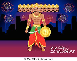 happy dussehra backgroundeps - happy dussehra background...