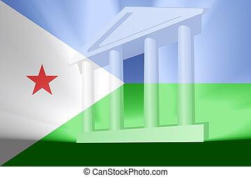 Flag of Djibouti government - Flag of Djibouti , national...