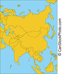 Comonwealth of Independent States, Russia and Asia -...