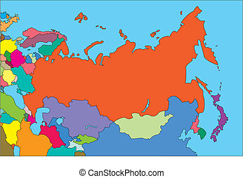Comonwealth of Independent States, Russia and Countries -...