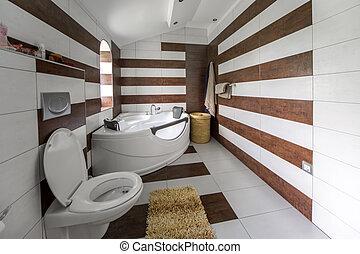 Luxus badezimmer modern  Zeichnungen von badezimmer, modern, luxus - Modern, luxus ...
