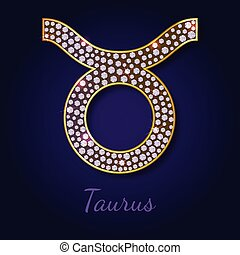 Golden Taurus zodiac signs