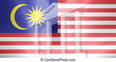 Flag of Malaysia government - Flag of Malaysia, national...
