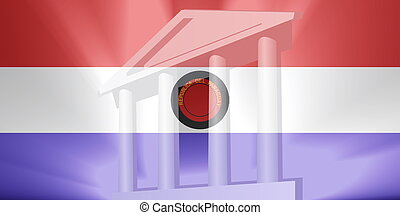 Flag of Paraguay government - Flag of Paraguay, national...