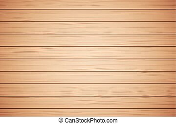 Vector Wood plank texture background Horizontal backdrop