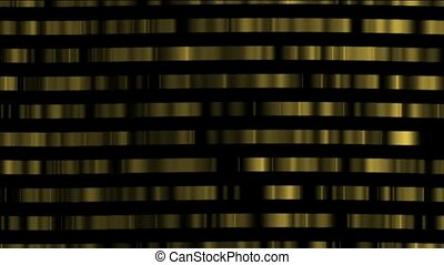 Animation of metal background,brass
