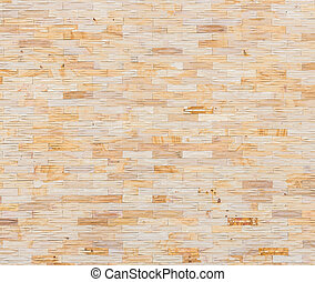 Yellow sandstone wall texture and background - Pattern...