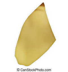 The photorealistic golden shape of Djibouti (series)