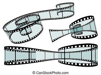 Classis Film Strip - Format 3:2 - Vector