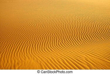 sand dune background - rippled sand dune background