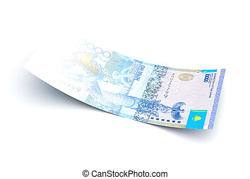 Bad economy Kazakh Tenge