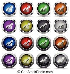 Graph button set