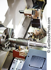 cutting tool at metal working - metalworking industry...