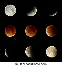 2015,  Eclipse,  lunar