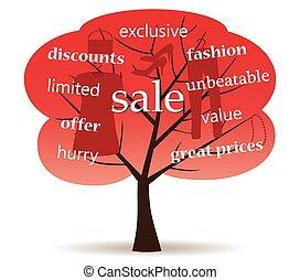 sale tree