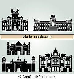 Dhaka Landmarks