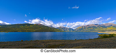 Twin Lakes Colorado. Located 21 miles southwest of Leadville...